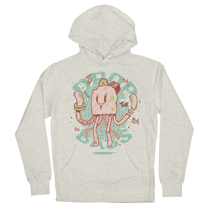 Drop The Bass Men's Pullover Hoody by effect14's Artist Shop