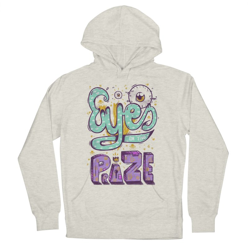 Eyes On The Prize Men's Pullover Hoody by effect14's Artist Shop