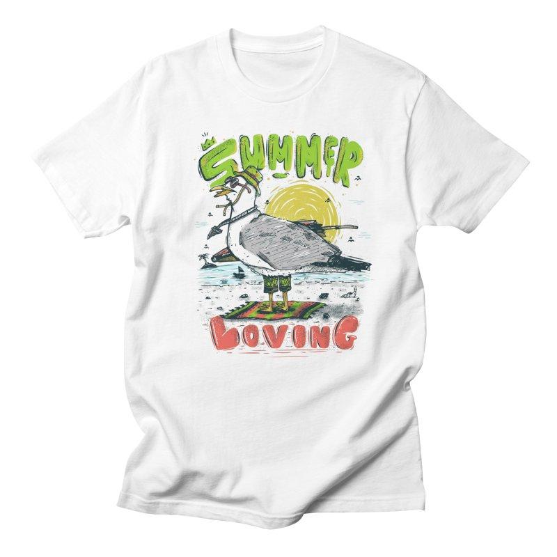Summer Loving Men's T-Shirt by effect14's Artist Shop