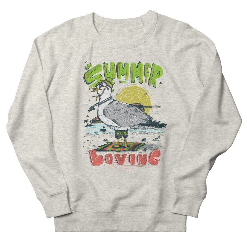 Summer Loving Women's Sweatshirt by effect14's Artist Shop