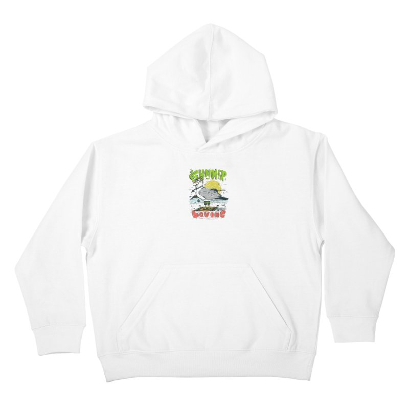 Summer Loving Kids Pullover Hoody by effect14's Artist Shop