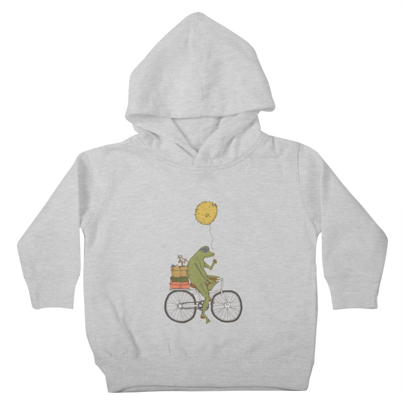 Promenade Kids Toddler Pullover Hoody by Eggplantation's Artist Shop
