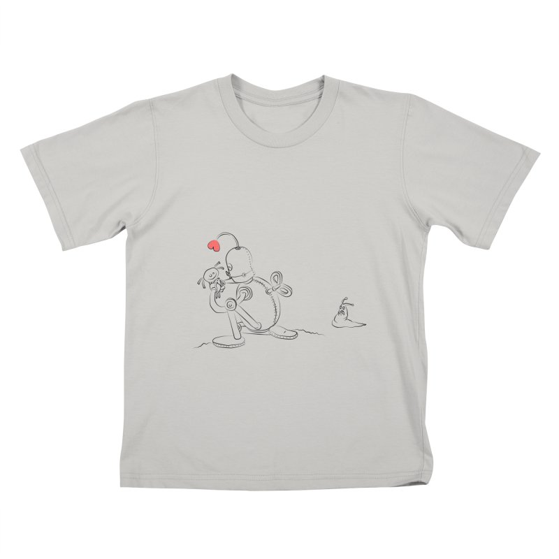 Kiss me Kids T-shirt by Eggplantation's Artist Shop