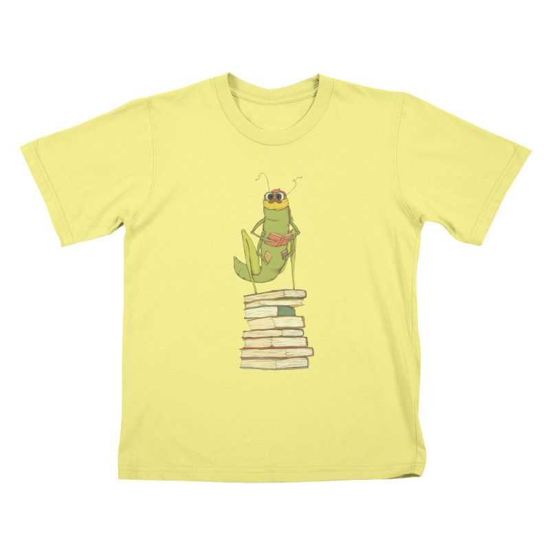Intellectual Grasshopper   by Eggplantation's Artist Shop