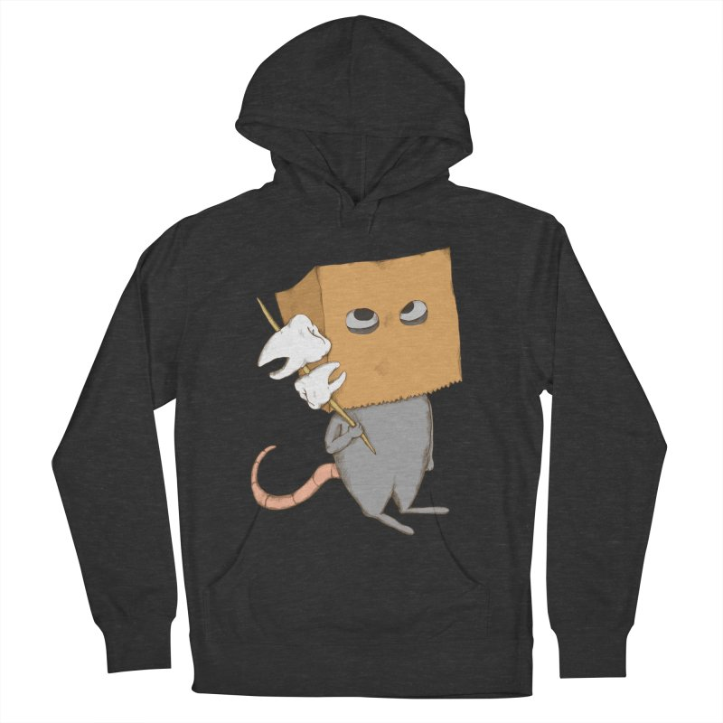 Mr. Toothpick Women's Pullover Hoody by Eggplantation's Artist Shop