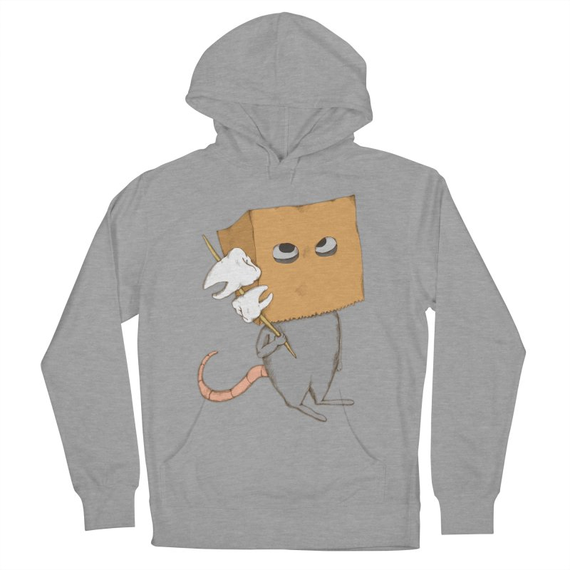 Mr. Toothpick Men's Pullover Hoody by Eggplantation's Artist Shop