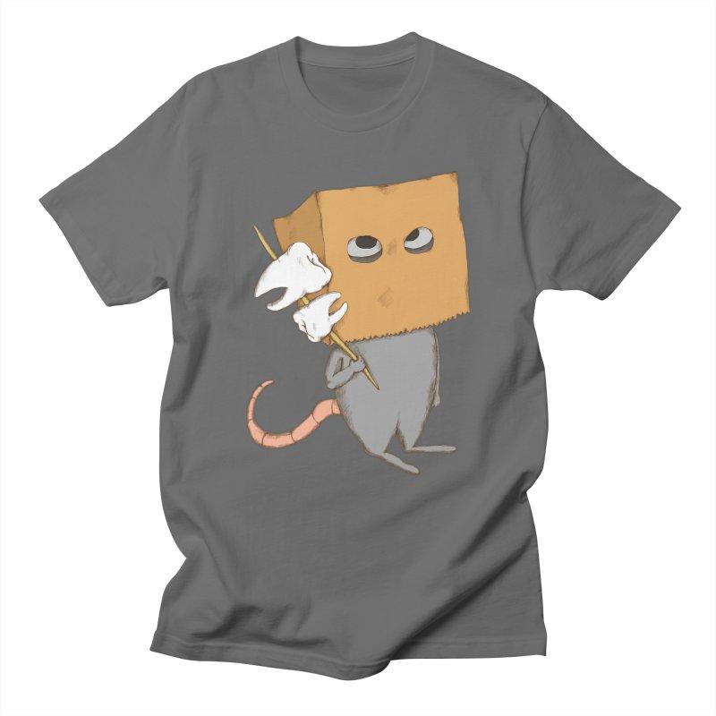 Mr. Toothpick Men's T-Shirt by Eggplantation's Artist Shop