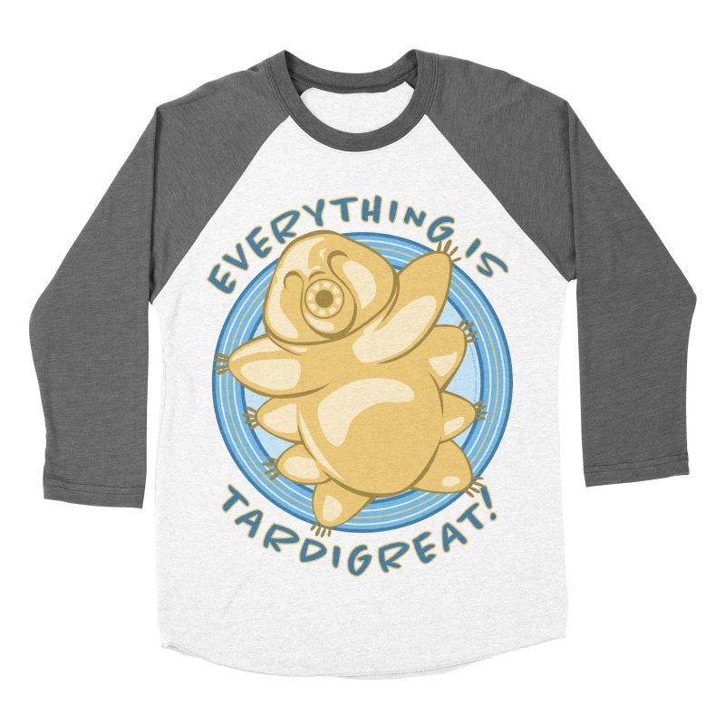 Everything is Tardigreat! Women's Baseball Triblend Longsleeve T-Shirt by EG Creative