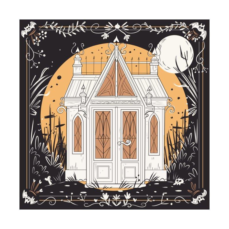 Gothic Conservatory Men's T-Shirt by eglebartolini's Artist Shop