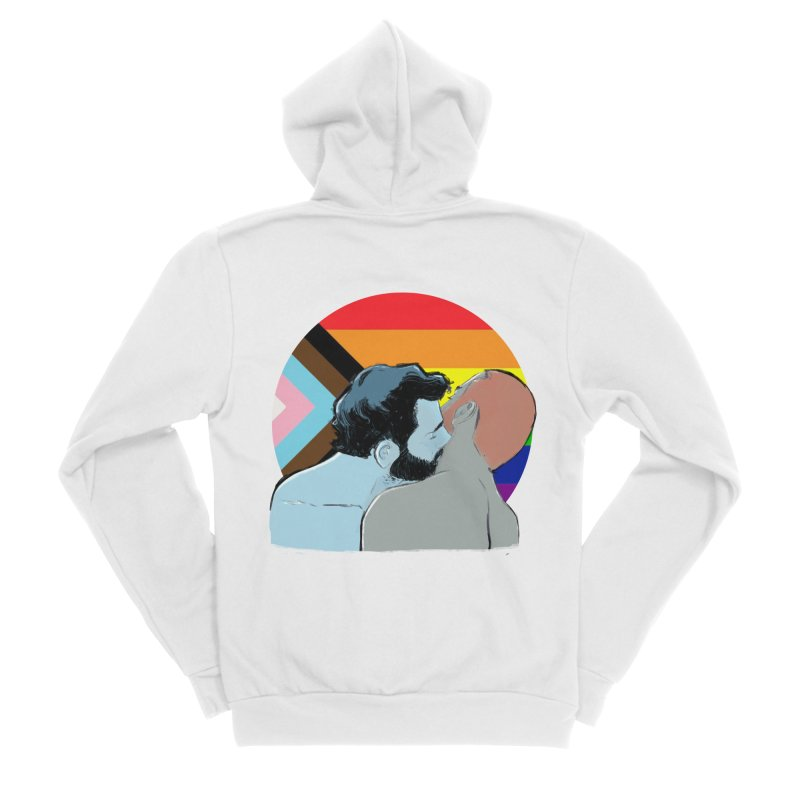 Love Pride Women's Zip-Up Hoody by Ego Rodriguez