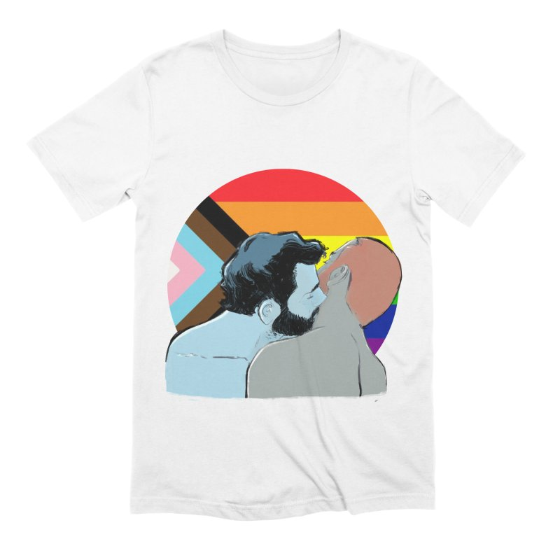 Love Pride Men's T-Shirt by Ego Rodriguez