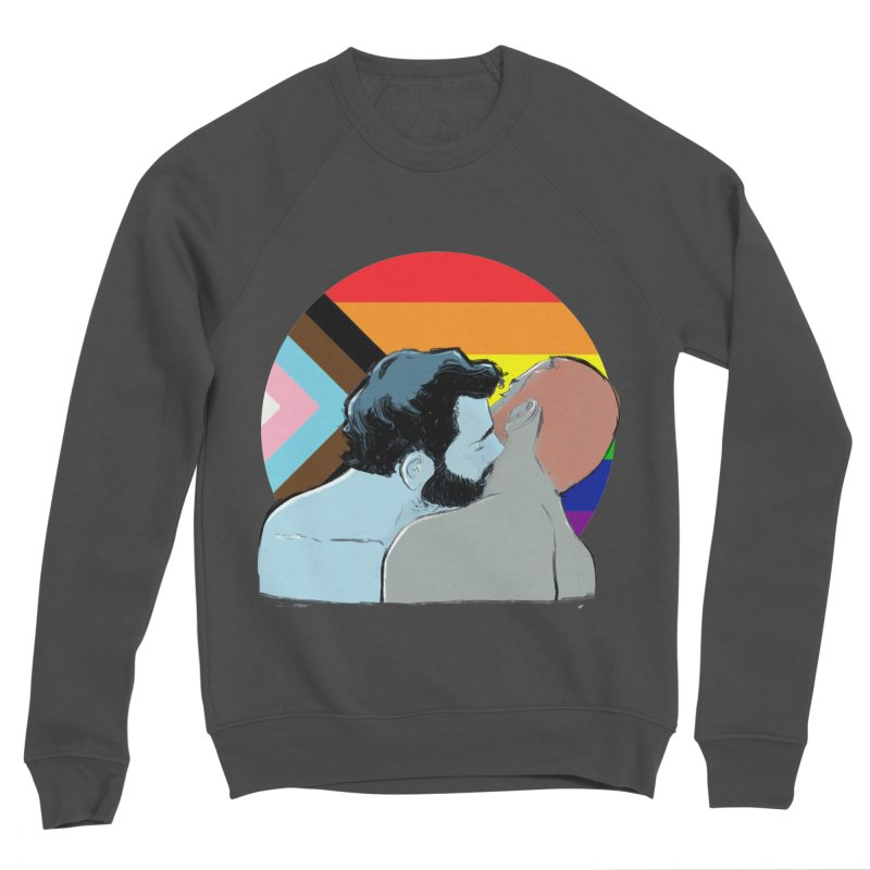 Love Pride Women's Sponge Fleece Sweatshirt by Ego Rodriguez