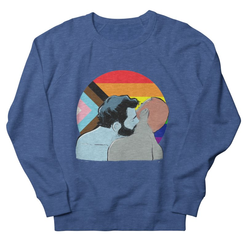 Love Pride Men's Sweatshirt by Ego Rodriguez