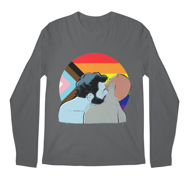 Love Pride Men's Regular Longsleeve T-Shirt by Ego Rodriguez