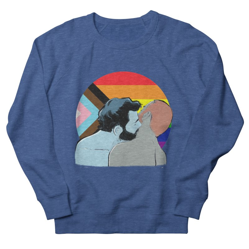 Love Pride Men's Sweatshirt by Ego Rodriguez