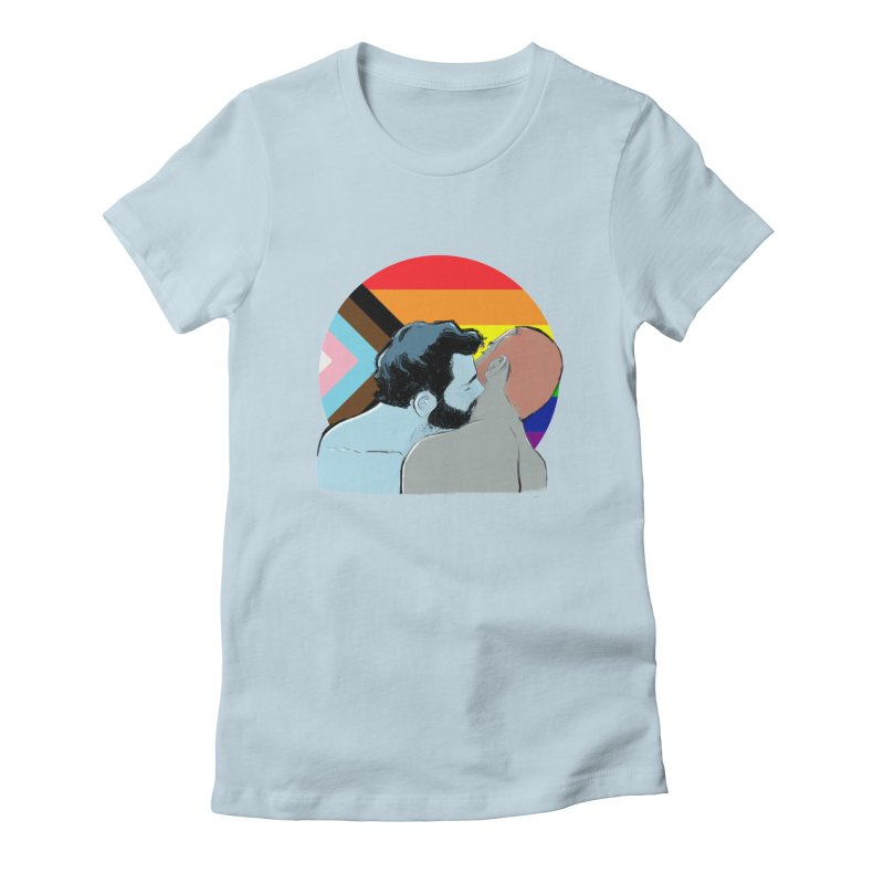 Love Pride Women's T-Shirt by Ego Rodriguez