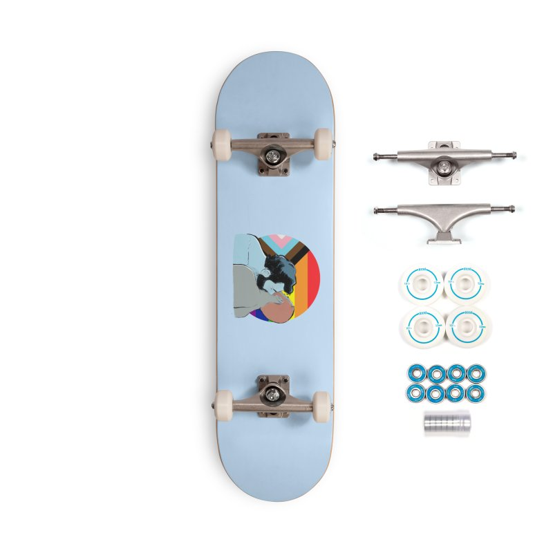 Love Pride Accessories Complete - Basic Skateboard by Ego Rodriguez