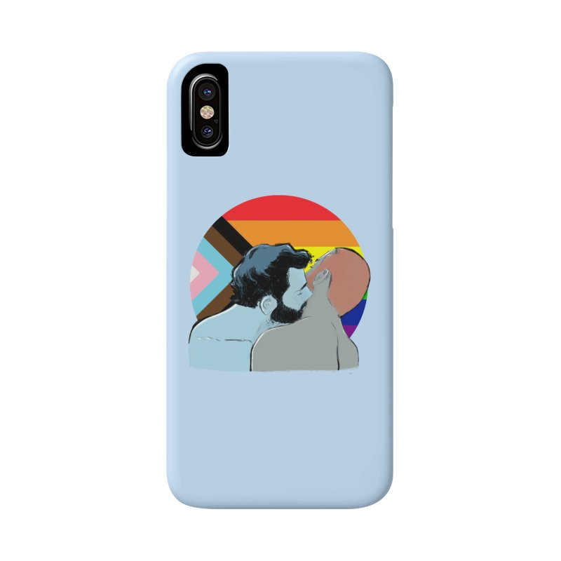 Love Pride Accessories Phone Case by Ego Rodriguez