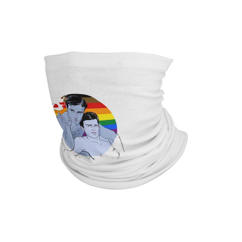 Dean + Brando Pride Accessories Neck Gaiter by Ego Rodriguez