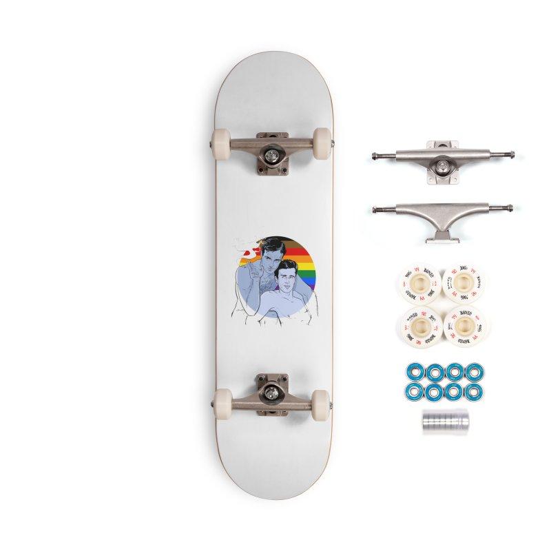 Dean + Brando Pride Accessories Complete - Premium Skateboard by Ego Rodriguez