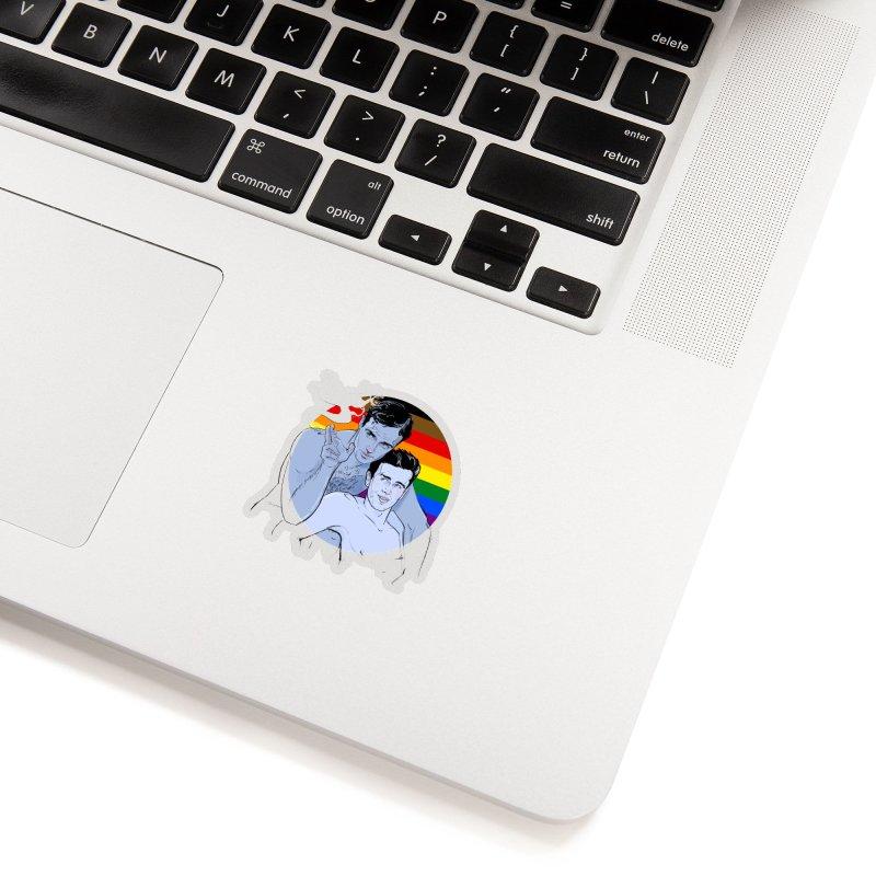 Dean + Brando Pride Accessories Sticker by Ego Rodriguez