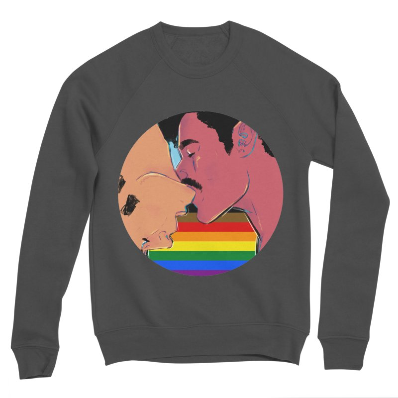 One Love Pride Women's Sponge Fleece Sweatshirt by Ego Rodriguez