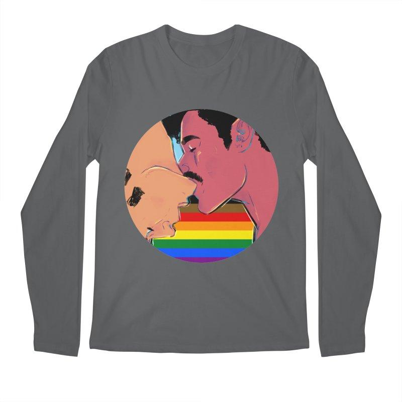 One Love Pride Men's Longsleeve T-Shirt by Ego Rodriguez