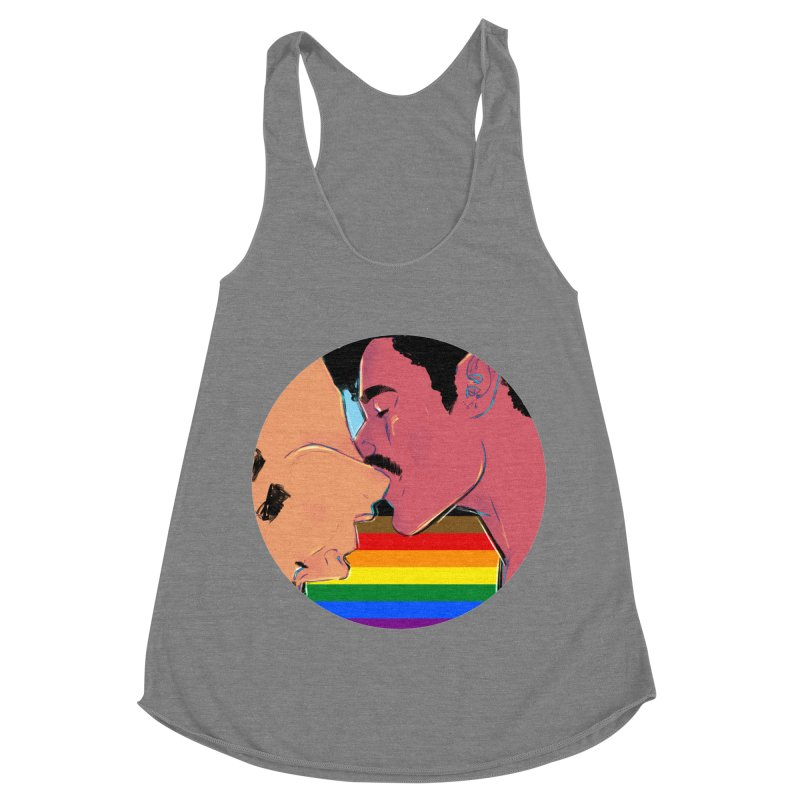 One Love Pride Women's Tank by Ego Rodriguez