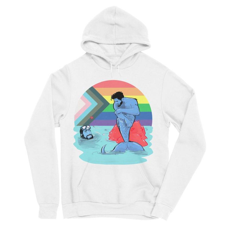 Mer Love Pride Women's Pullover Hoody by Ego Rodriguez