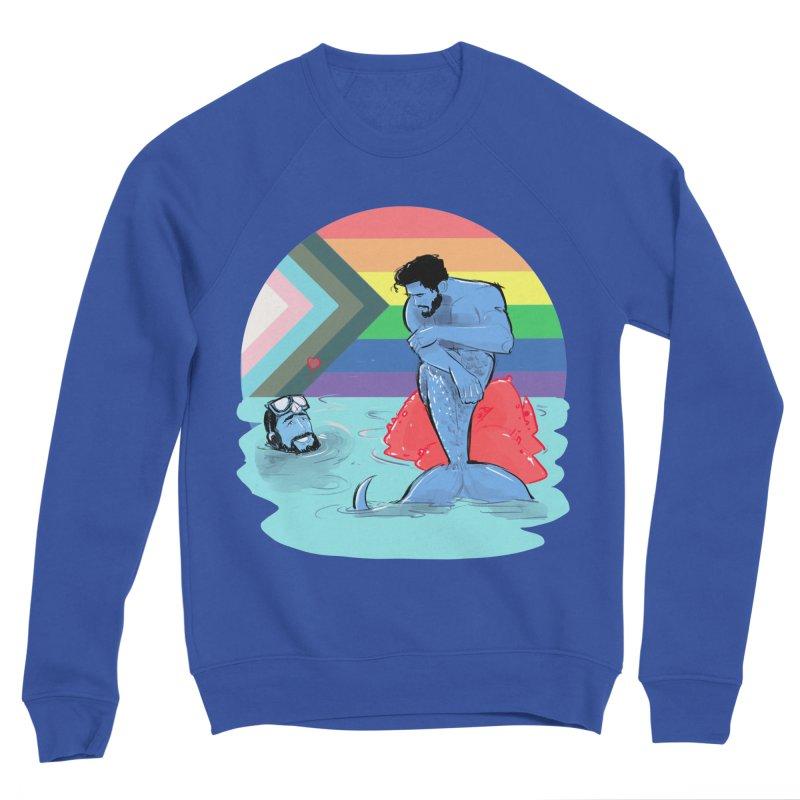 Mer Love Pride Men's Sweatshirt by Ego Rodriguez