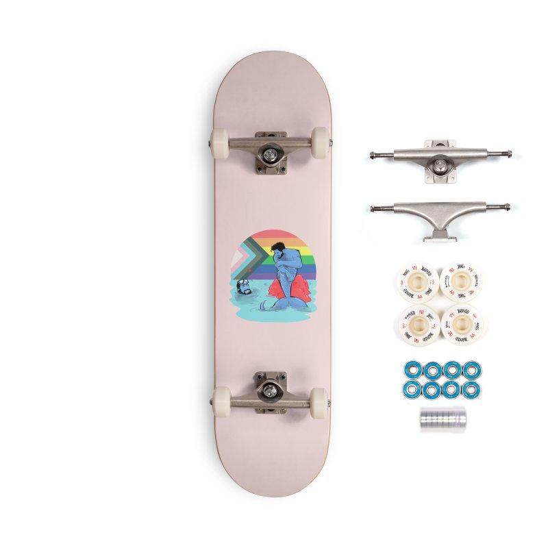 Mer Love Pride Accessories Complete - Premium Skateboard by Ego Rodriguez