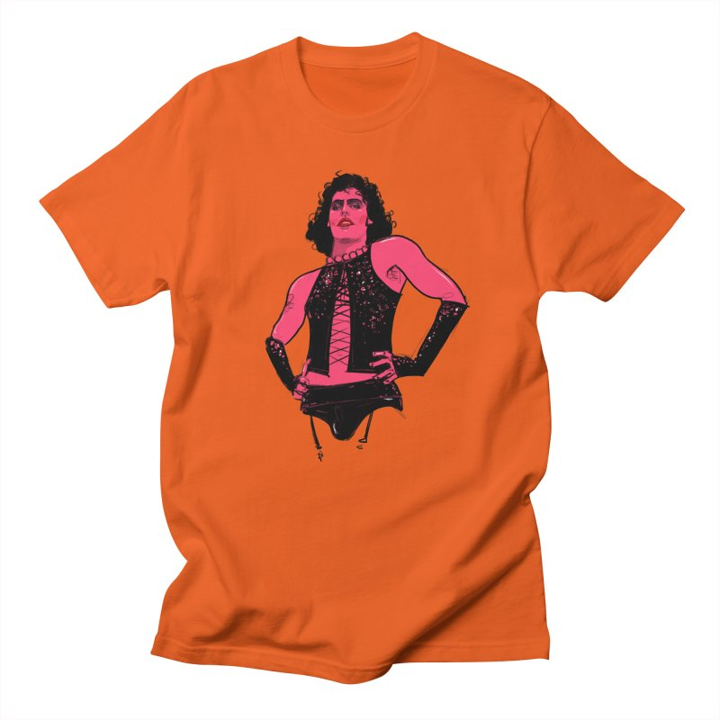 Frank N Furter Men's T-Shirt by Ego Rodriguez