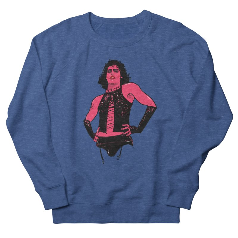 Frank N Furter Men's Sweatshirt by Ego Rodriguez