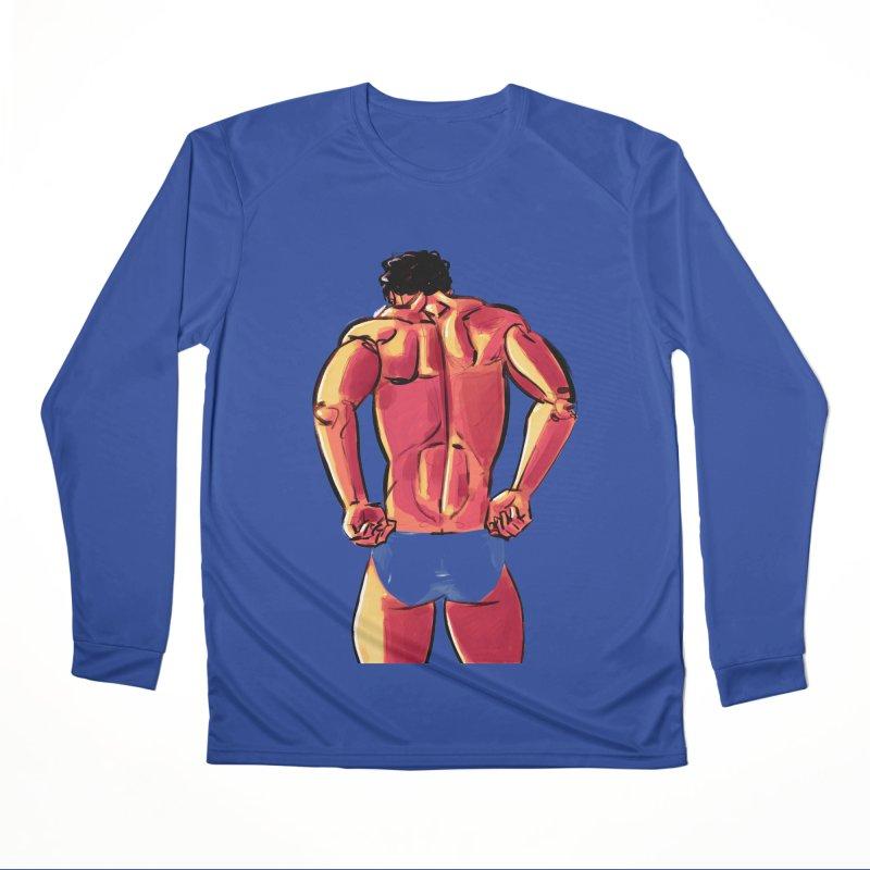Adjusting Women's Performance Unisex Longsleeve T-Shirt by Ego Rodriguez