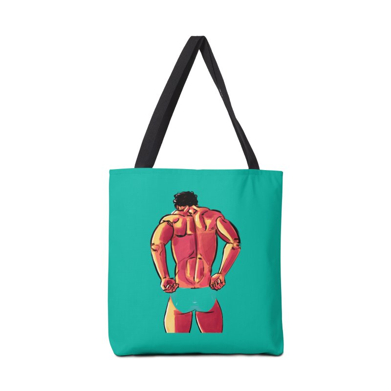 Adjusting Accessories Tote Bag Bag by Ego Rodriguez
