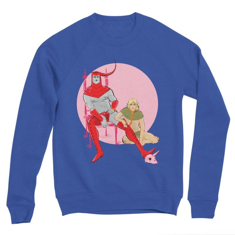 Dungeons Women's Sponge Fleece Sweatshirt by Ego Rodriguez