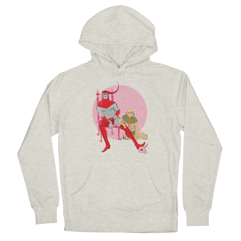 Dungeons Women's French Terry Pullover Hoody by Ego Rodriguez