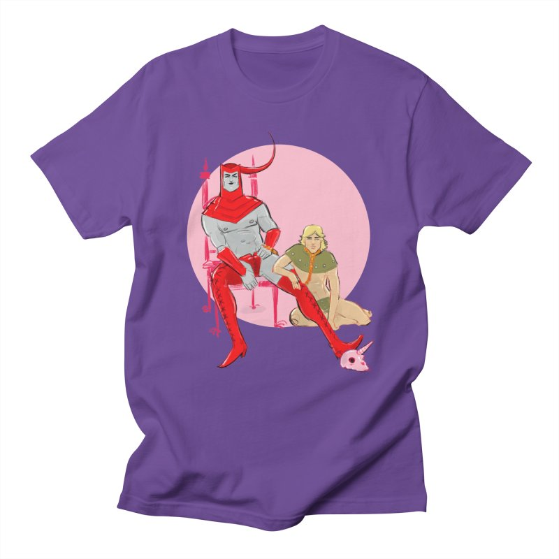 Dungeons Men's Regular T-Shirt by Ego Rodriguez