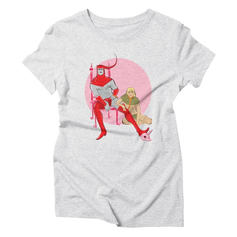 Dungeons Women's T-Shirt by Ego Rodriguez