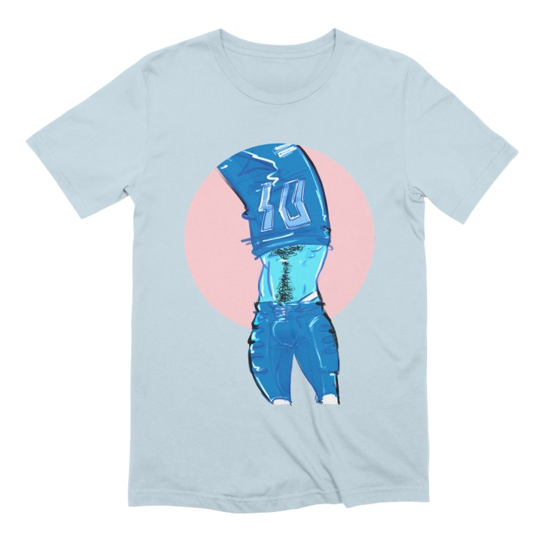 Football Men's T-Shirt by Ego Rodriguez