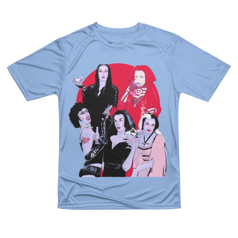 Ghouls Nite Out Women's T-Shirt by Ego Rodriguez