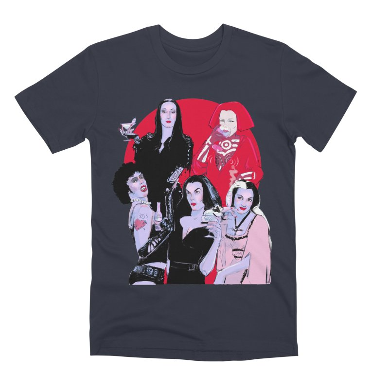 Ghouls Nite Out Men's Premium T-Shirt by Ego Rodriguez