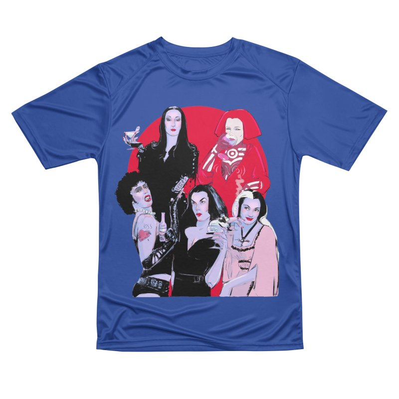Ghouls Nite Out Women's Performance Unisex T-Shirt by Ego Rodriguez