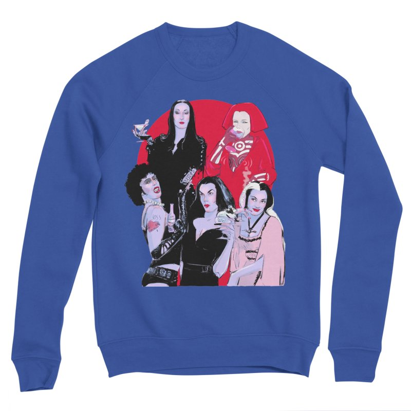 Ghouls Nite Out Men's Sweatshirt by Ego Rodriguez