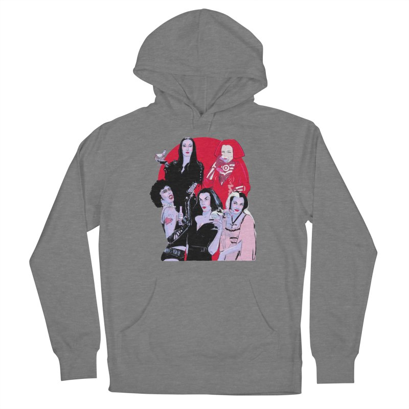 Ghouls Nite Out Women's Pullover Hoody by Ego Rodriguez