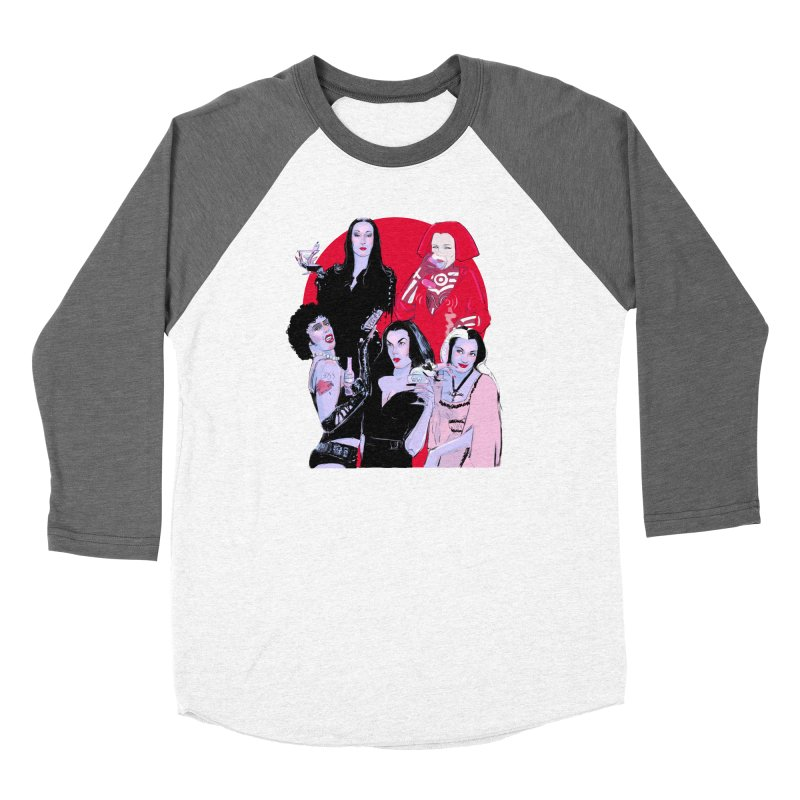 Ghouls Nite Out Women's Longsleeve T-Shirt by Ego Rodriguez