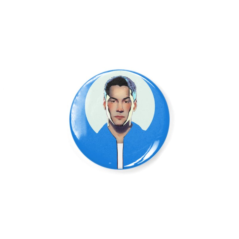Keanu Accessories Button by Ego Rodriguez
