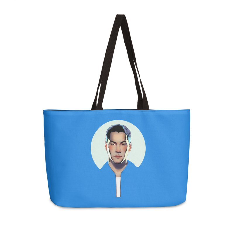 Keanu Accessories Weekender Bag Bag by Ego Rodriguez
