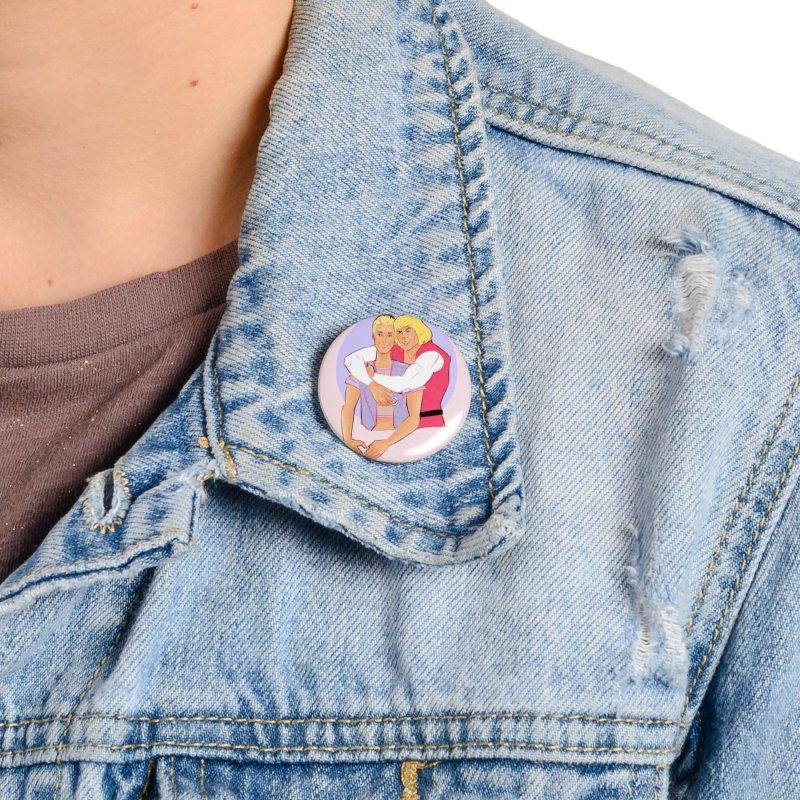 Ken + Adam Accessories Button by Ego Rodriguez