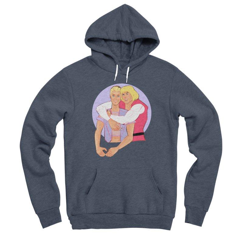 Ken + Adam Women's Sponge Fleece Pullover Hoody by Ego Rodriguez